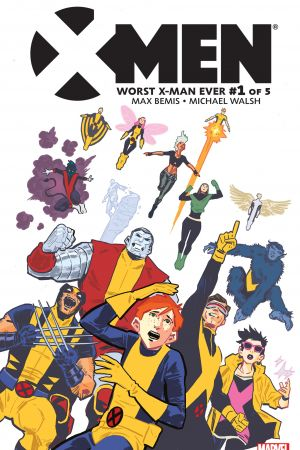 X-Men: Worst X-Man Ever #1
