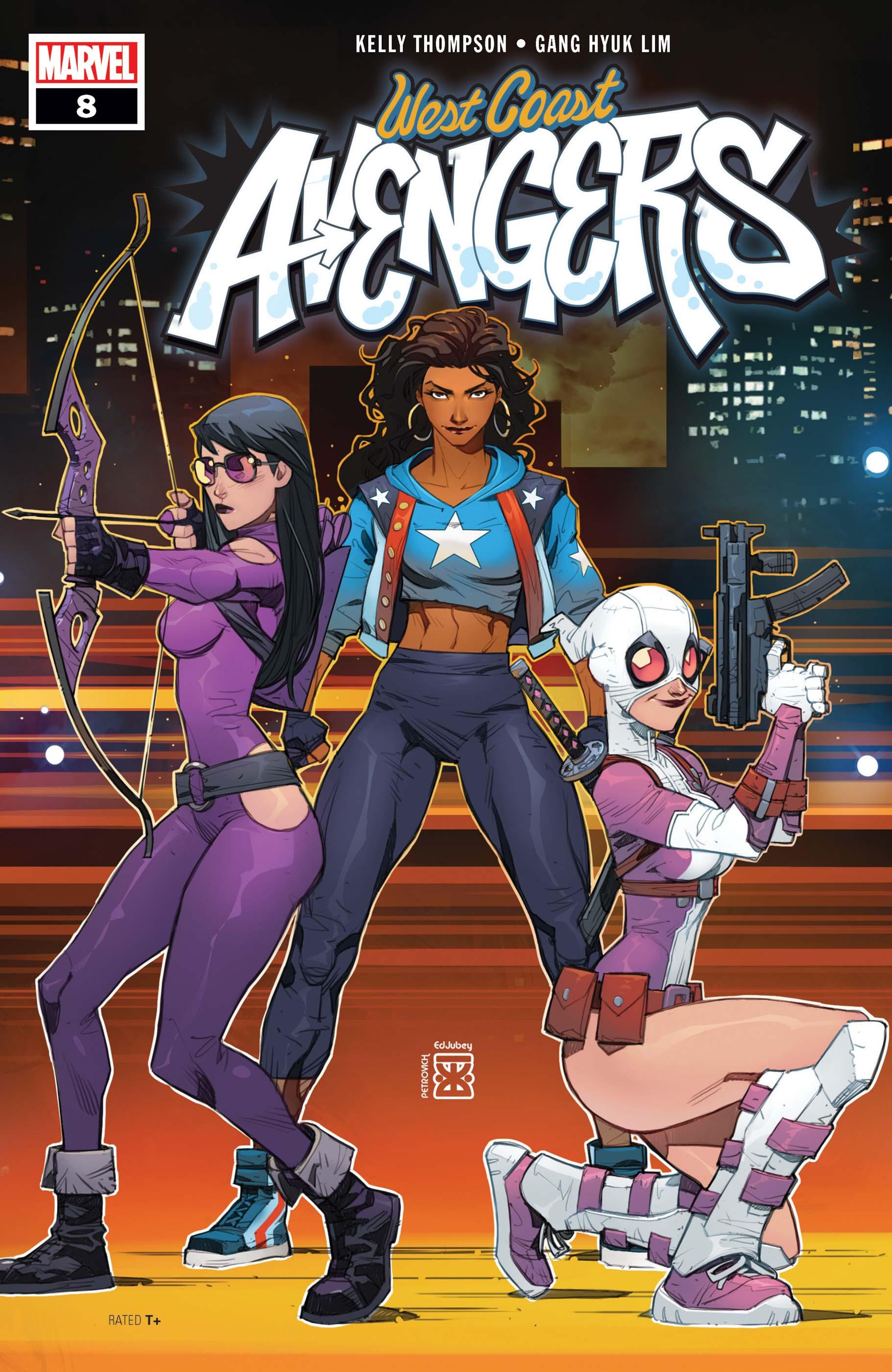 West Coast Avengers (2018) #8
