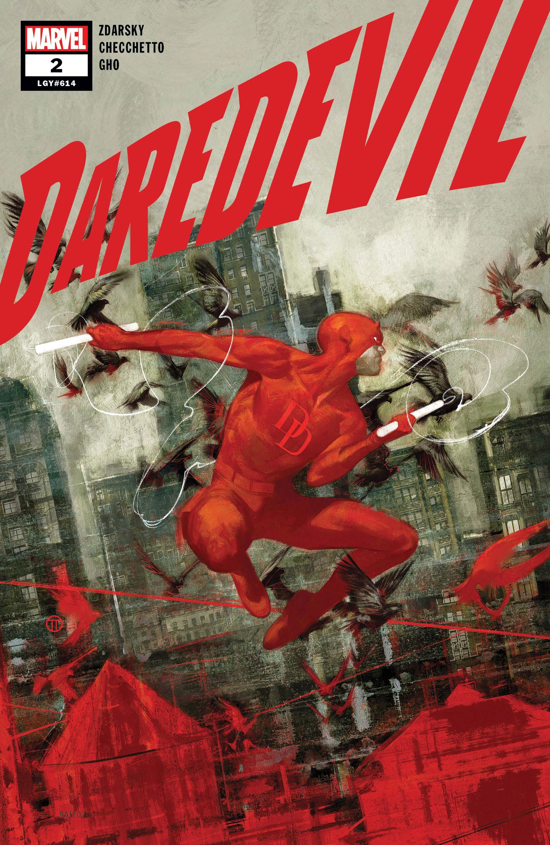 Daredevil (2019) #2