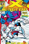 X-Factor (1986) #49
