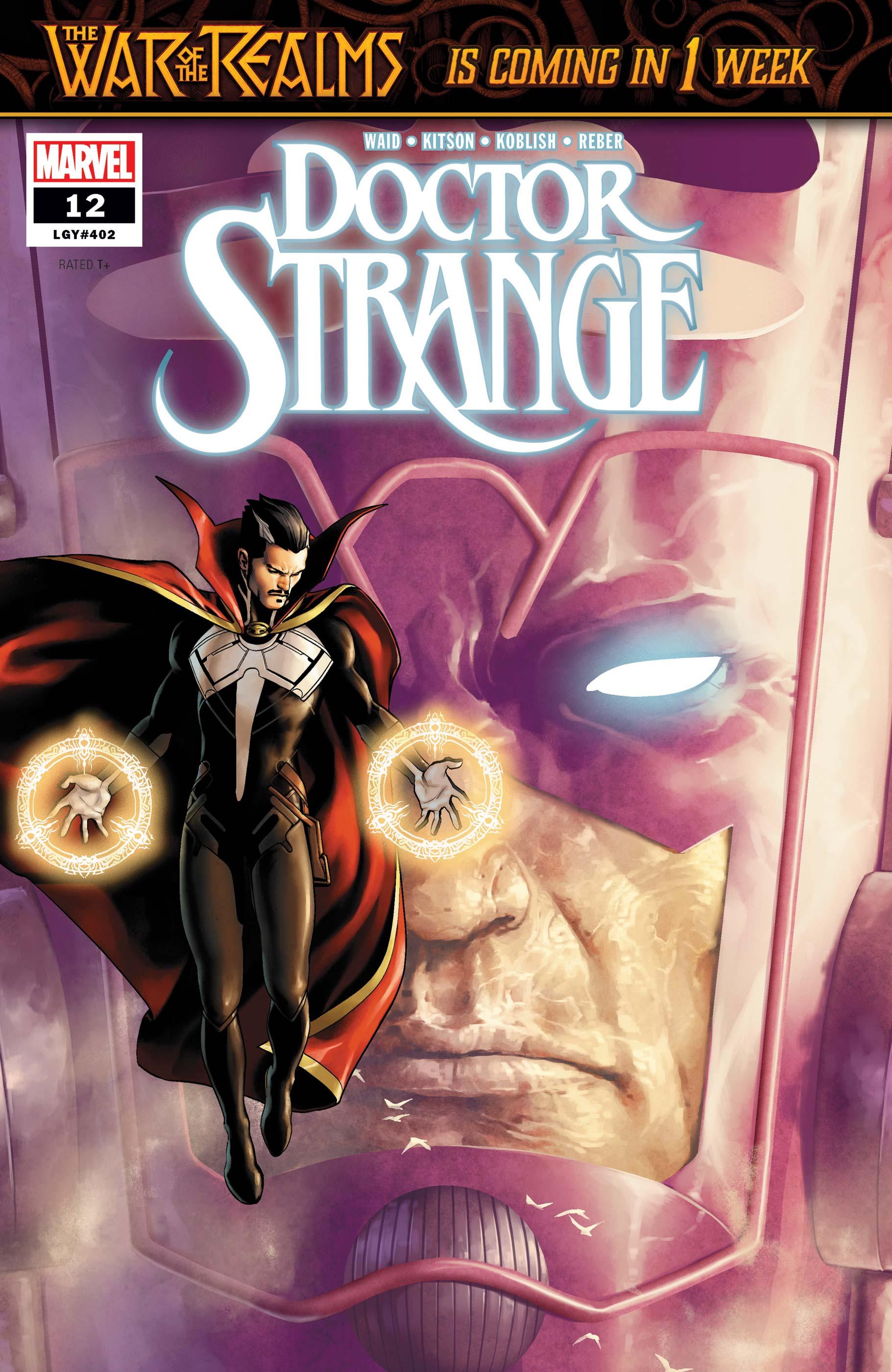 Doctor Strange (2018) #12