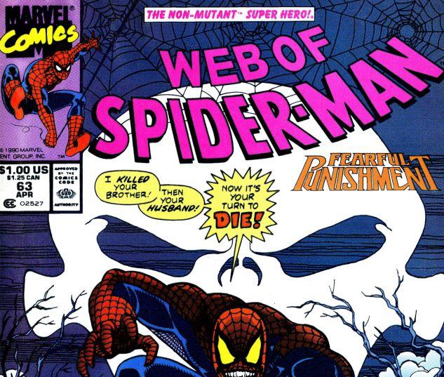 Web of Spider-Man (1985) #63