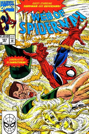 Web of Spider-Man #107