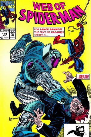 Web of Spider-Man (1985) #114