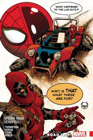 Spider-Man/Deadpool Vol. 8: Road Trip (Trade Paperback)