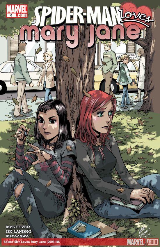 Spider-Man Loves Mary Jane (2005) #6