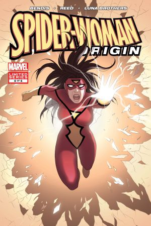 Spider-Woman: Origin #5