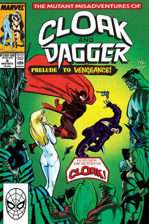 The Mutant Misadventures of Cloak and Dagger (1988) #8