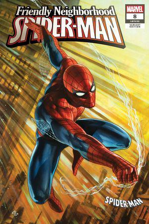 Friendly Neighborhood Spider-Man (2019) #8 (Variant)