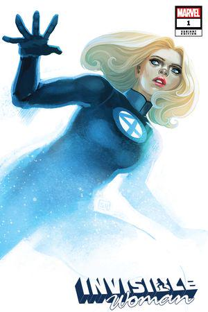 Invisible Woman (2019) #1 (Variant)