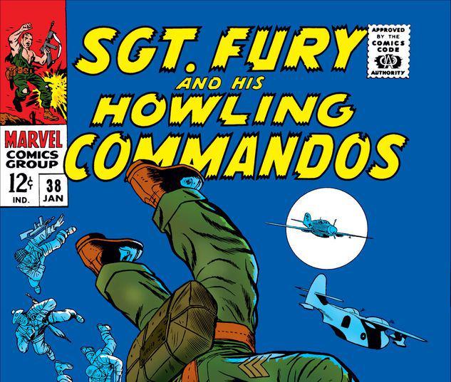 Sgt. Fury #38