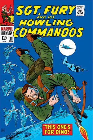 Sgt. Fury (1963) #38