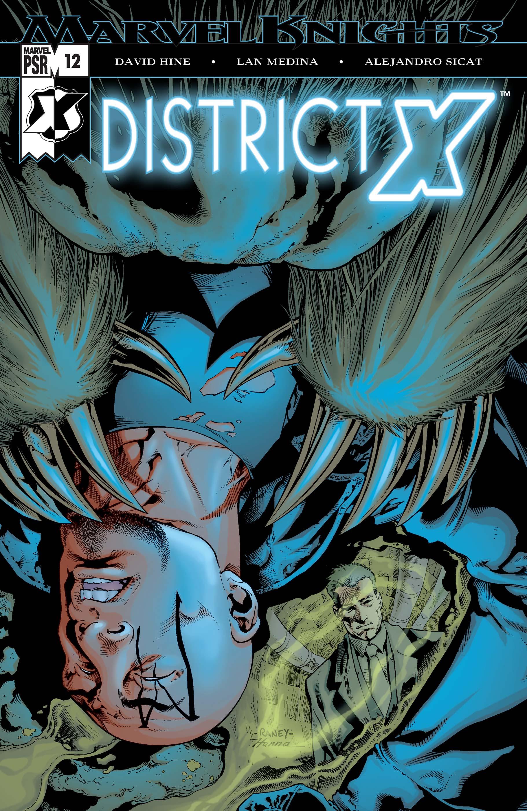 District X (2004) #12