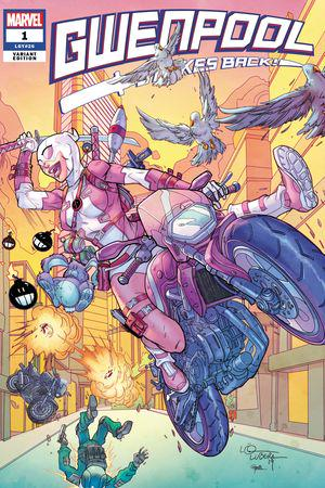 Gwenpool Strikes Back (2019) #1 (Variant)