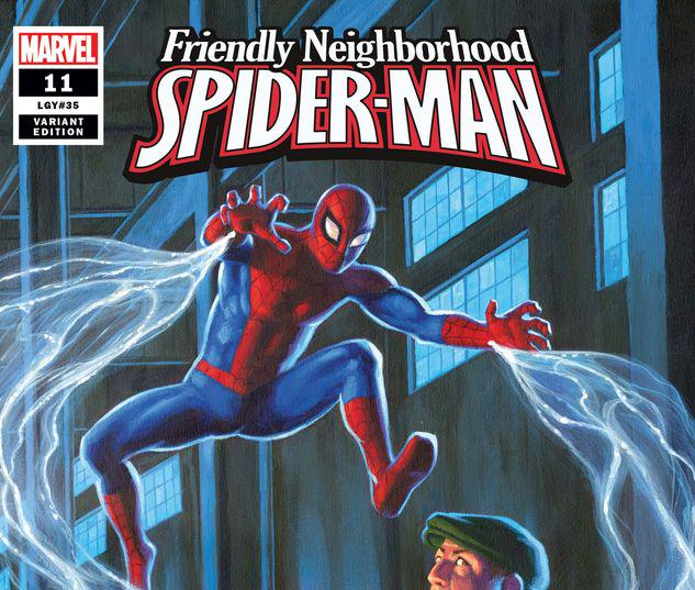 Friendly Neighborhood Spider-Man #11