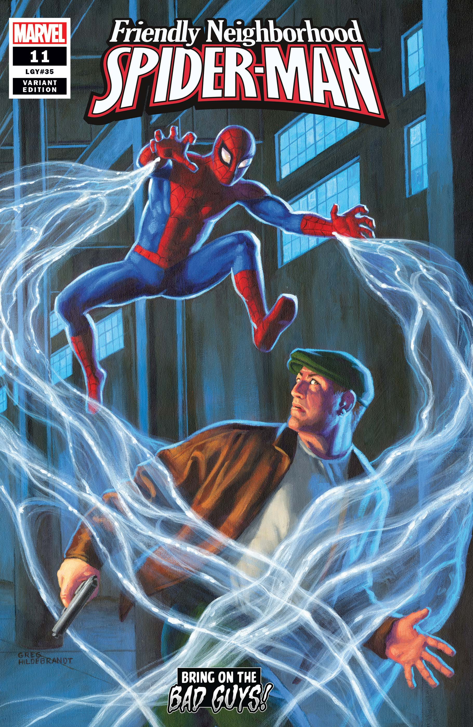 Friendly Neighborhood Spider-Man (2019) #11 (Variant)