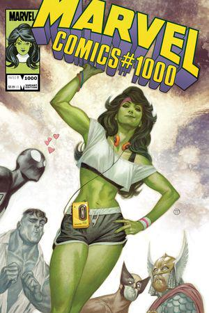 Marvel Comics (2019) #1000 (Variant)
