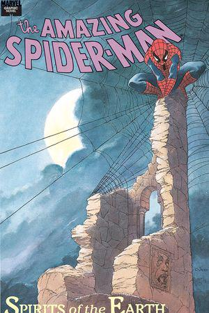 Spider-Man: Spirits of the Earth Graphic Novel (1990)