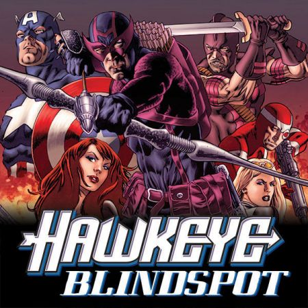 Hawkeye: Blindspot (2011)