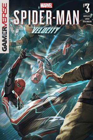 Marvel's Spider-Man: Velocity #3