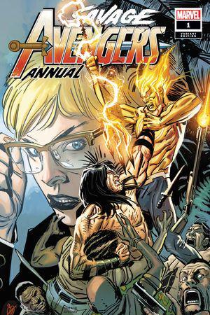 Savage Avengers Annual (2019) #1 (Variant)