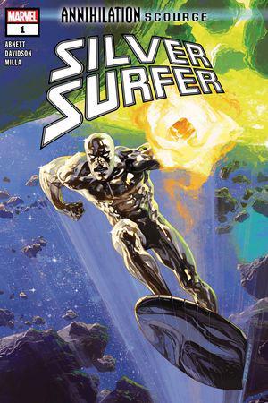 Annihilation - Scourge: Silver Surfer #1