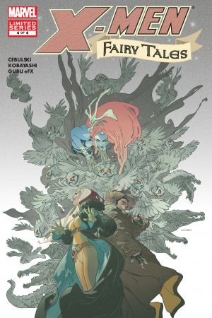 X-Men Fairy Tales #4