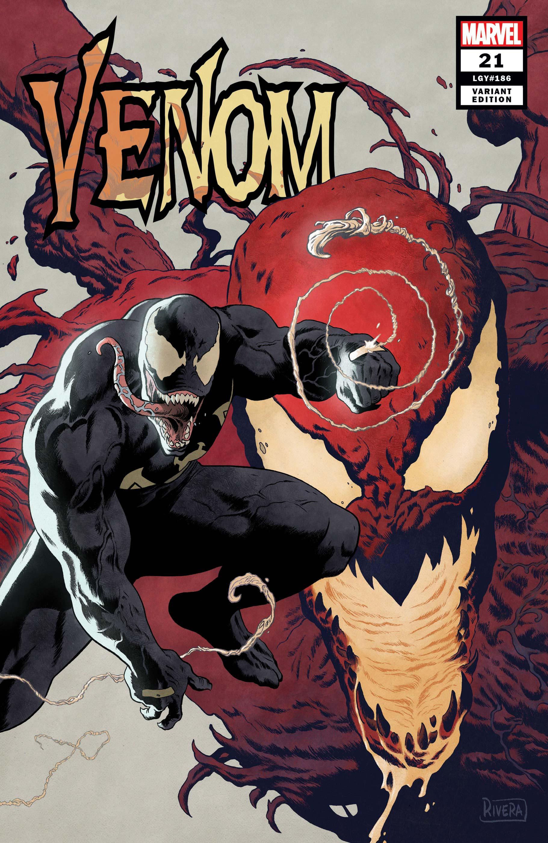 Venom 2018 21 Variant Comic Issues Marvel