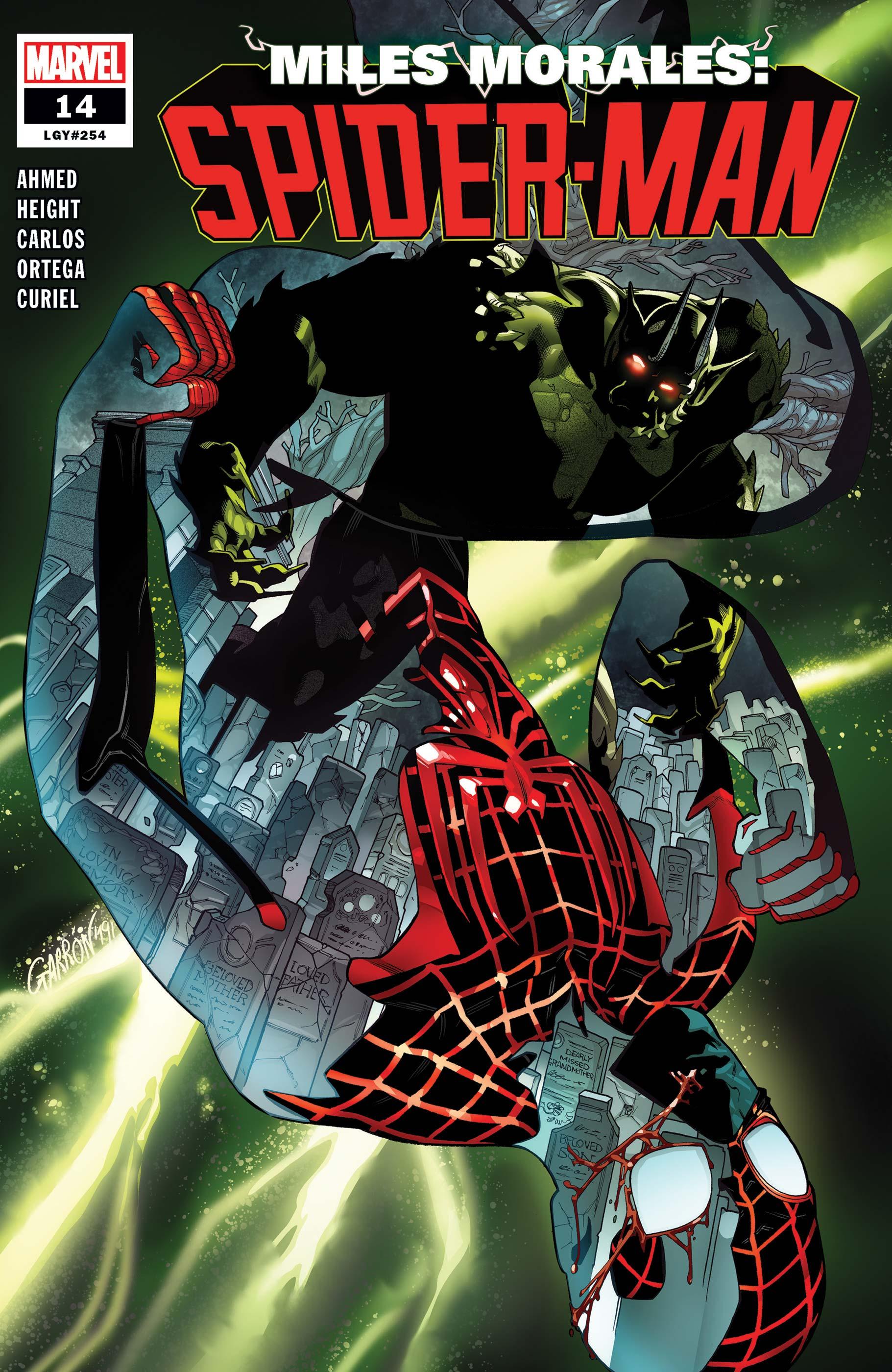 Miles Morales: Spider-Man (2018) #14