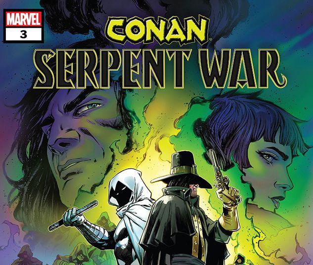 Conan: Serpent War #3