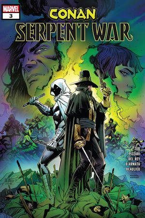 Conan: Serpent War (2019) #3