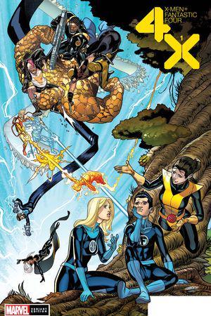 X-Men/Fantastic Four (2020) #1 (Variant)