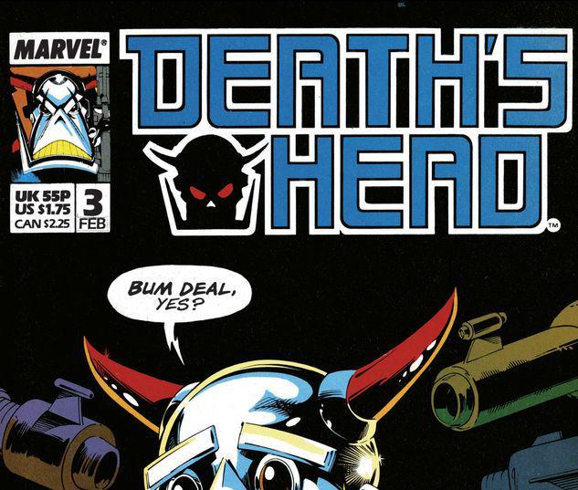 Death's Head #3
