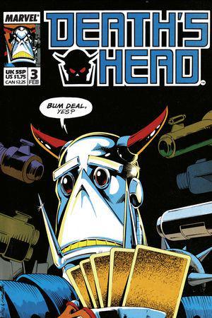 Death's Head (1988) #3