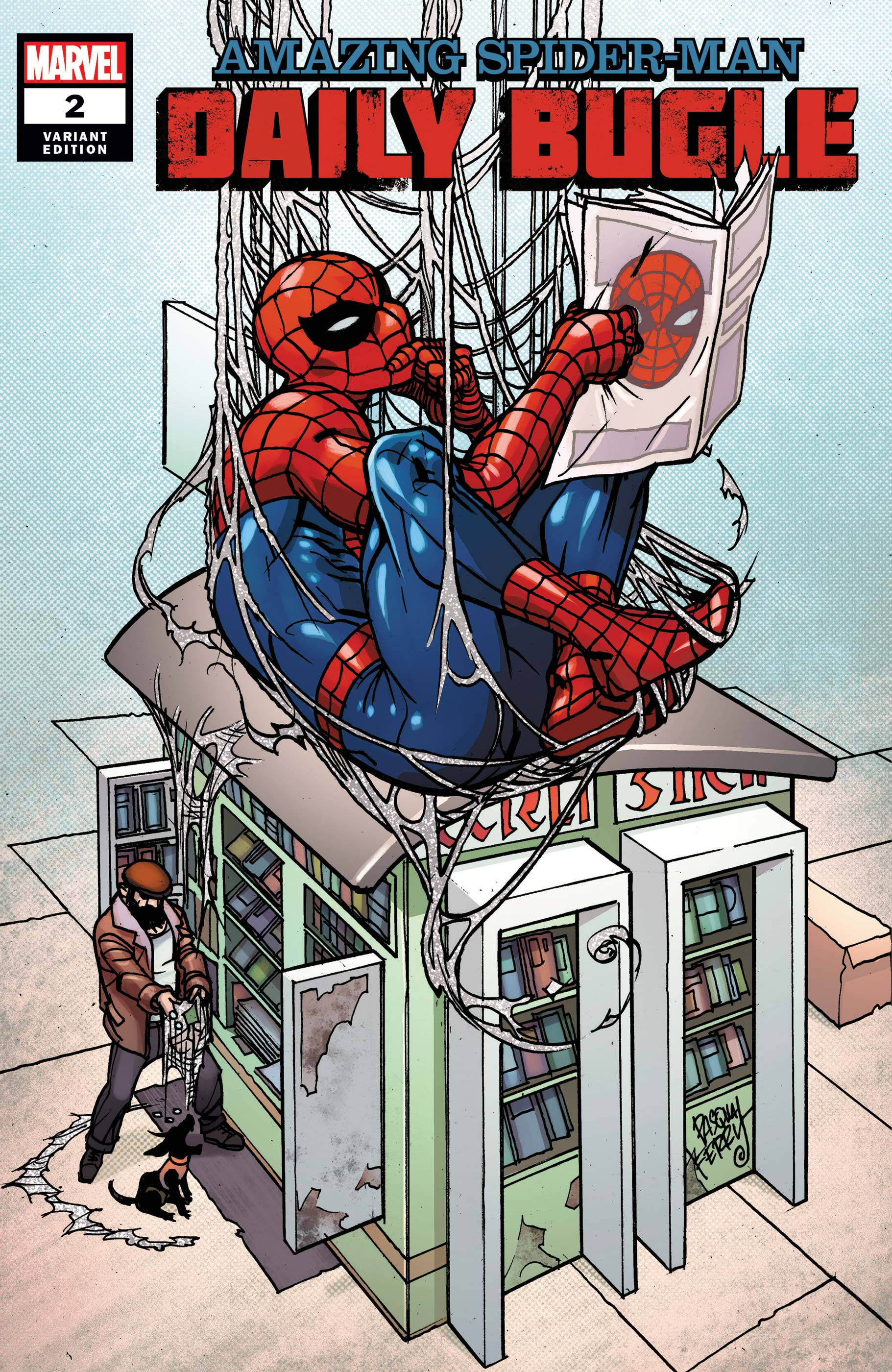 Amazing Spider-Man: The Daily Bugle (2020) #2 (Variant)