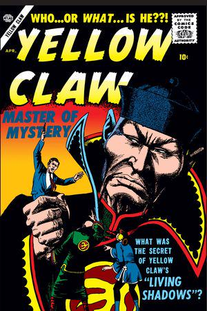 Yellow Claw (1956) #4