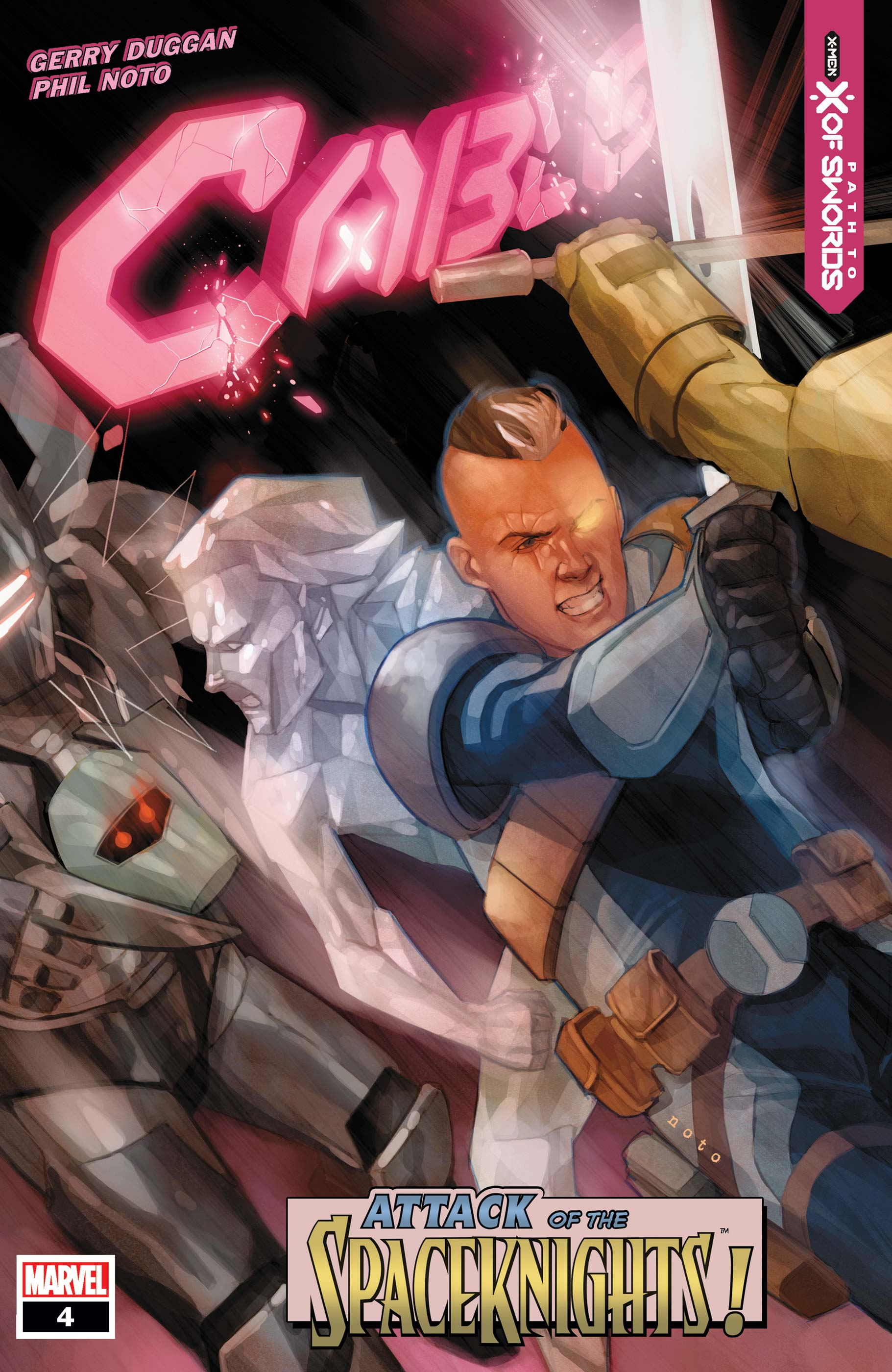 Cable (2020) #4