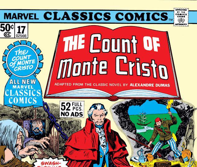 Marvel Classics Comics Series Featuring #17