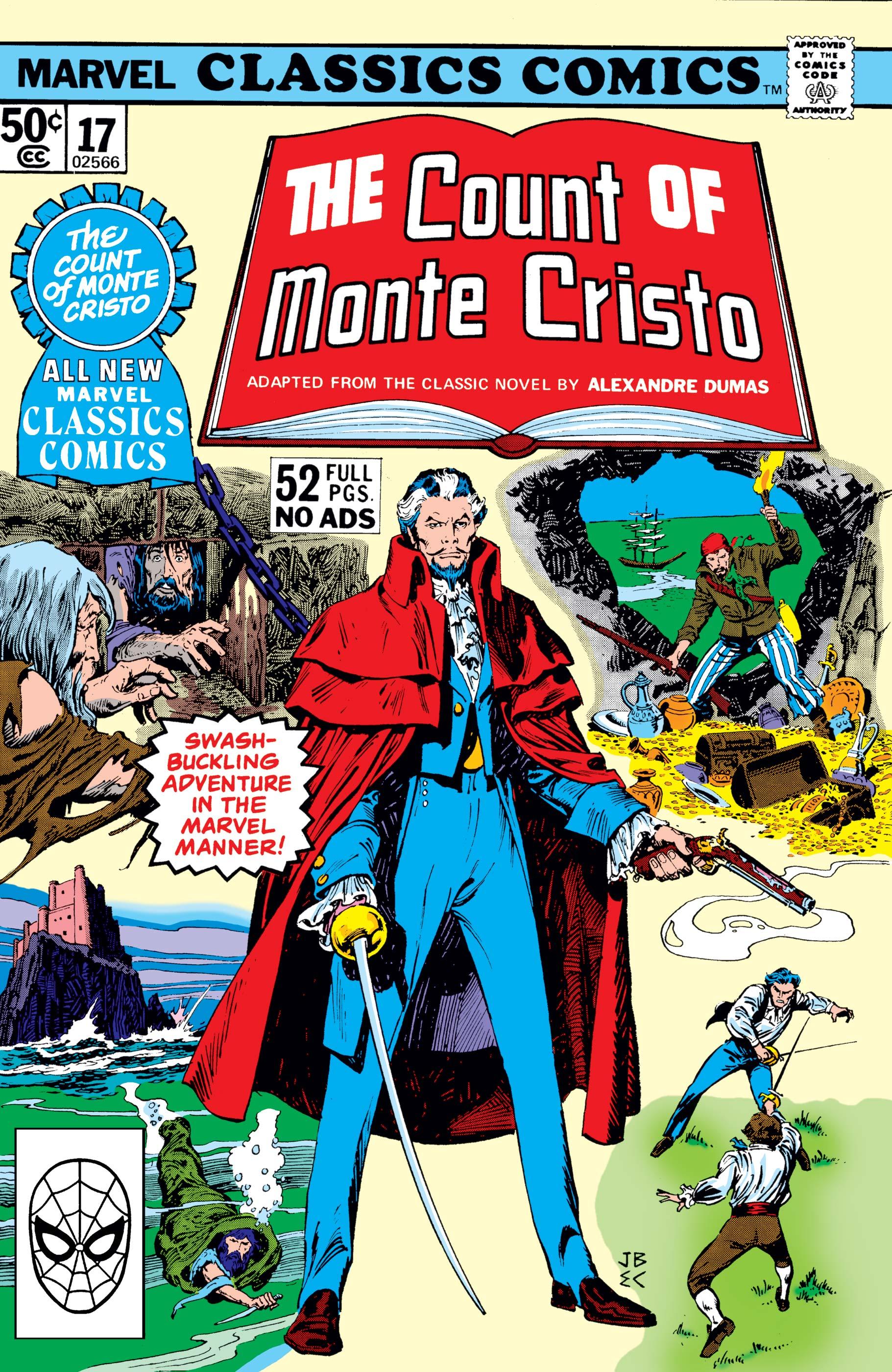 Marvel Classics Comics Series Featuring (1976) #17
