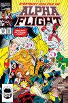 Alpha Flight #127