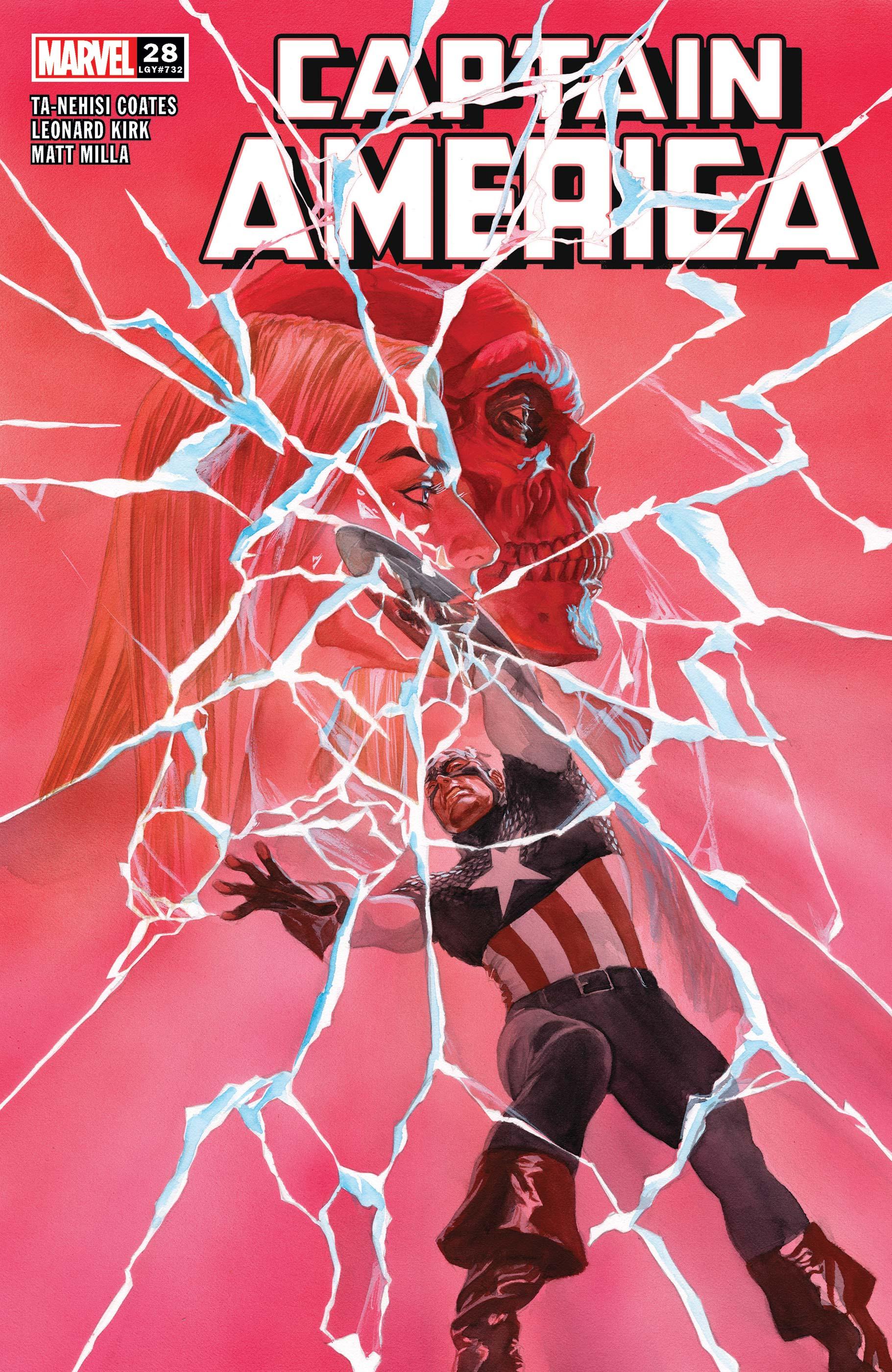 Captain America (2018) #28