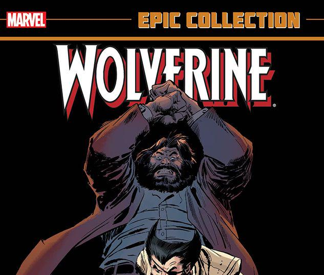 WOLVERINE EPIC COLLECTION: MADRIPOOR NIGHTS TPB [NEW PRINTING] #1
