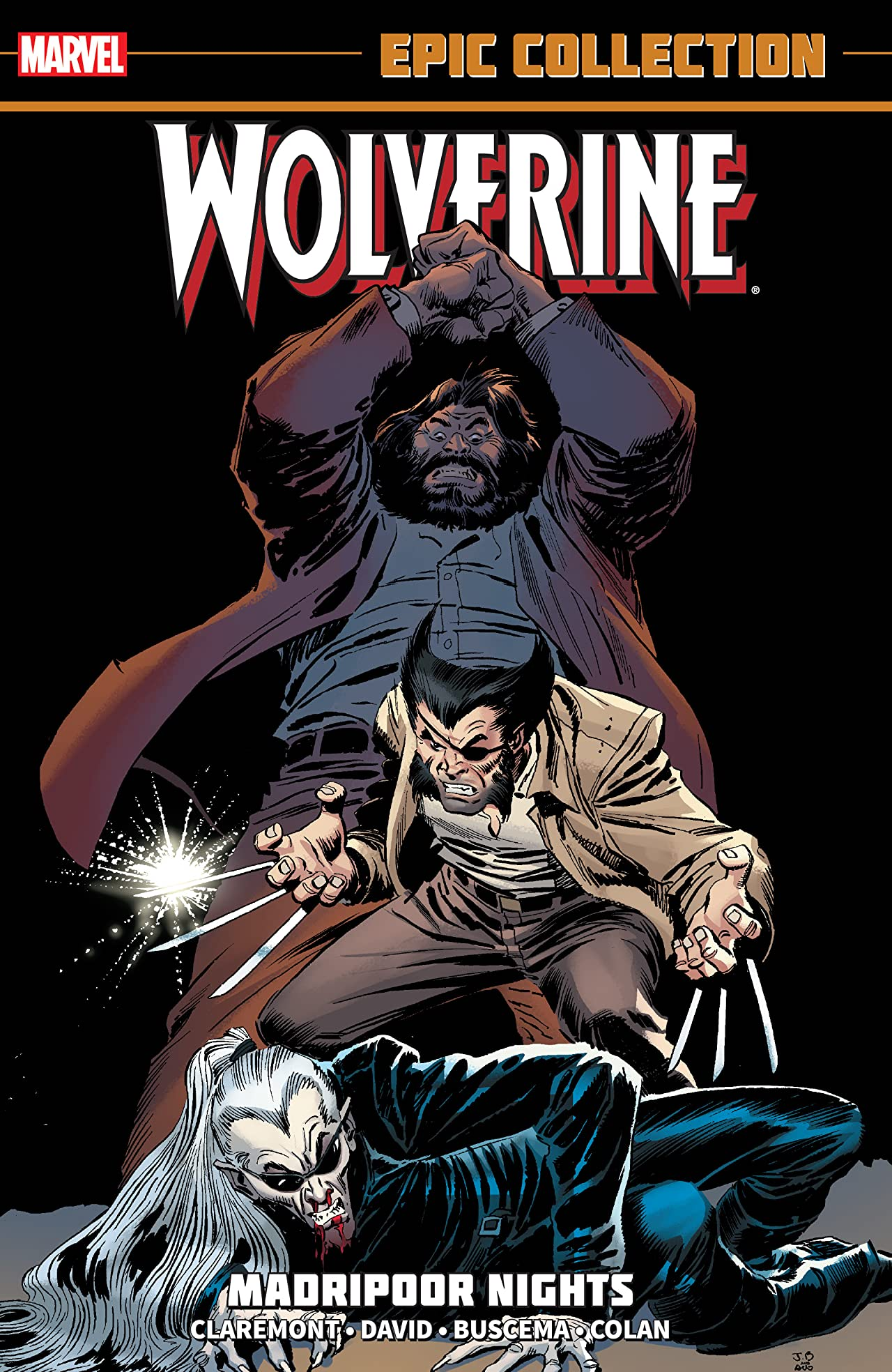Wolverine Epic Collection: Madripoor Nights (Trade Paperback)