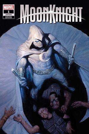 Moon Knight #1  (Variant)