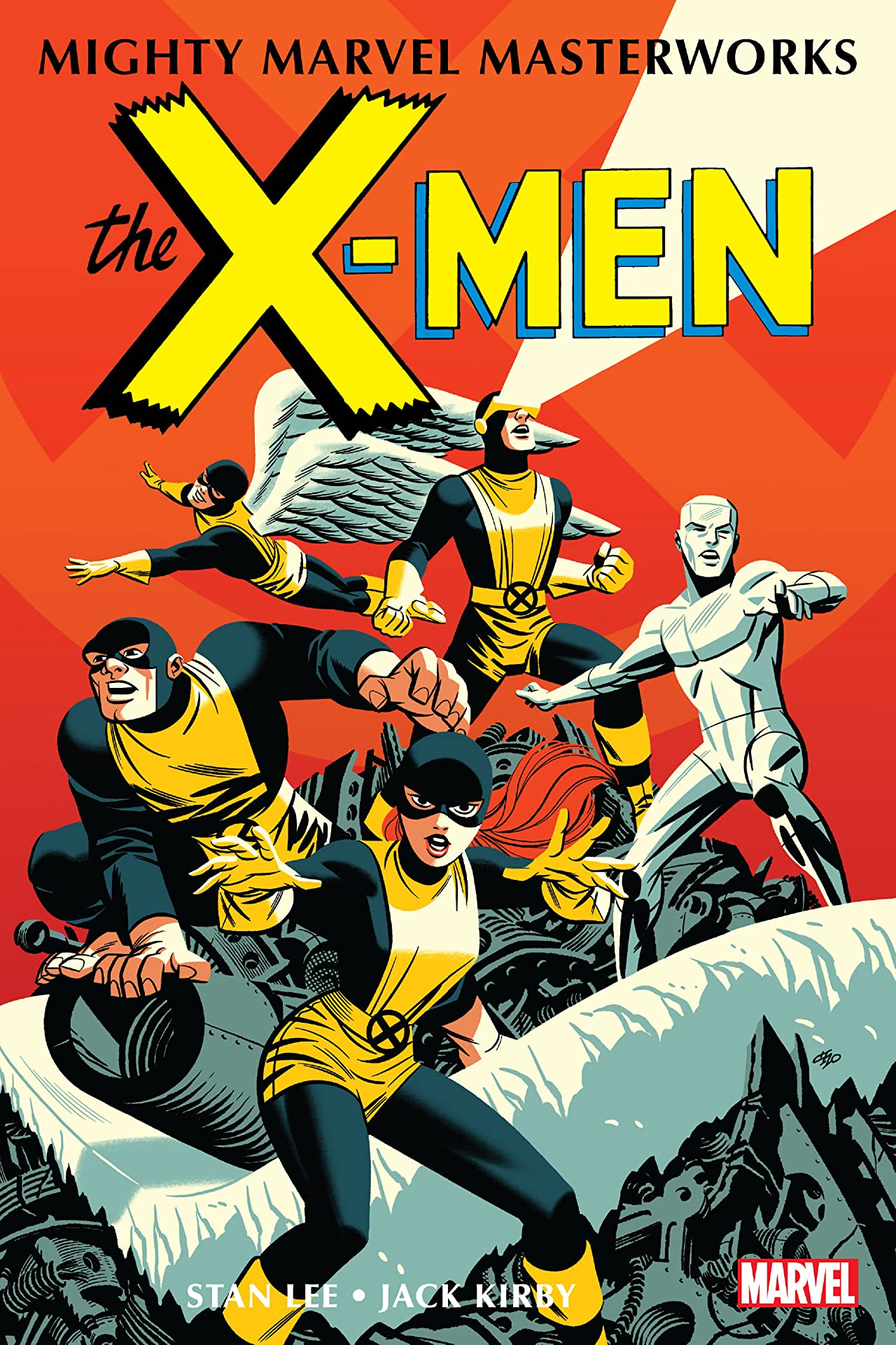 Mighty Marvel Masterworks: The X-Men Vol. 1: The Strangest Super Heroes Of All (Trade Paperback)