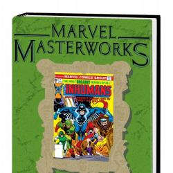 Marvel Masterworks: The Inhumans Vol. 2 Variant
