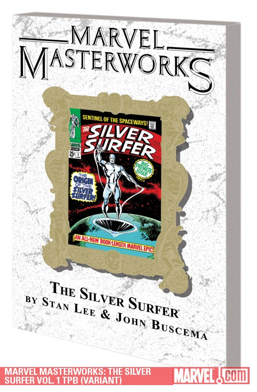 Marvel Masterworks: The Silver Surfer Vol. 1 (Trade Paperback)