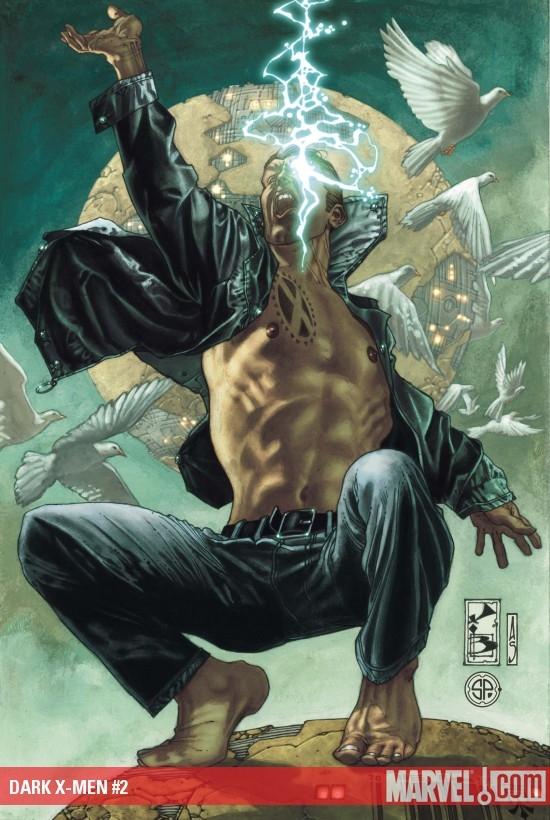 Dark X-Men (2009) #2