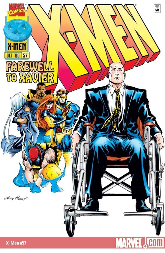 X-Men (1991) #57
