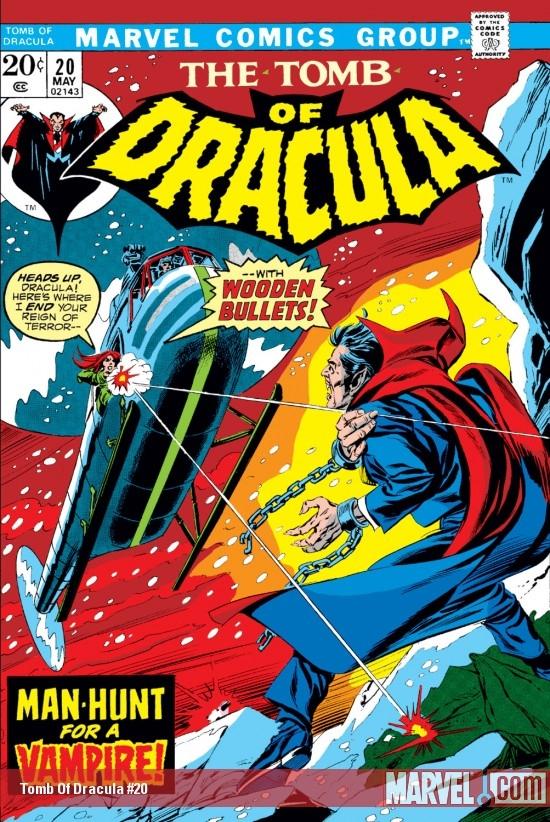 Tomb of Dracula (1972) #20